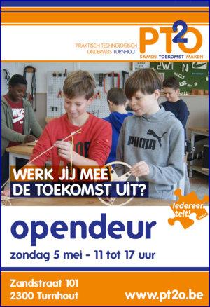 Opendeur PTO
